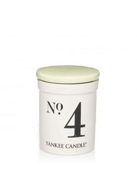 Ароматическая свеча в керамике Yankee Candle №4 Coconut and Lime / Кокос и лайм
