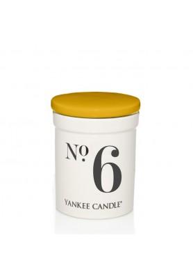 Ароматическая свеча в керамике Yankee Candle №6 Coconut and Pineapple / Кокос и ананас