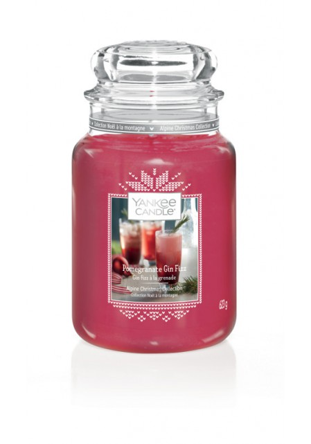 Гранатовый джин Pomegranate Gin Fizz  623 гр / 110-150 часов