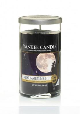 Ароматическая свеча в стакане Yankee Candle Midsummer's Night /Летняя ночь