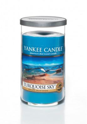 Ароматическая свеча в стакане Yankee Candle Turquise Sky / Бирюзовое небо
