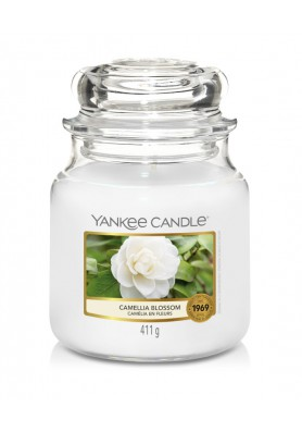 Цветущая камелия Camellia Blossom 411 гр / 65-90 часов