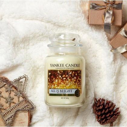 📝Какой ваш любимый аромат от Yankee Candle? . Наш фаворит января — «Светло и ярко»✨🥰 На него до конца месяца -20%! ✊